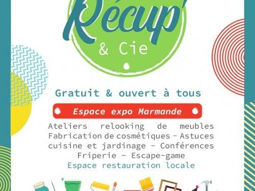 FESTIVAL RÉCUP' & CIE – 17 ET 18 MAI 2019