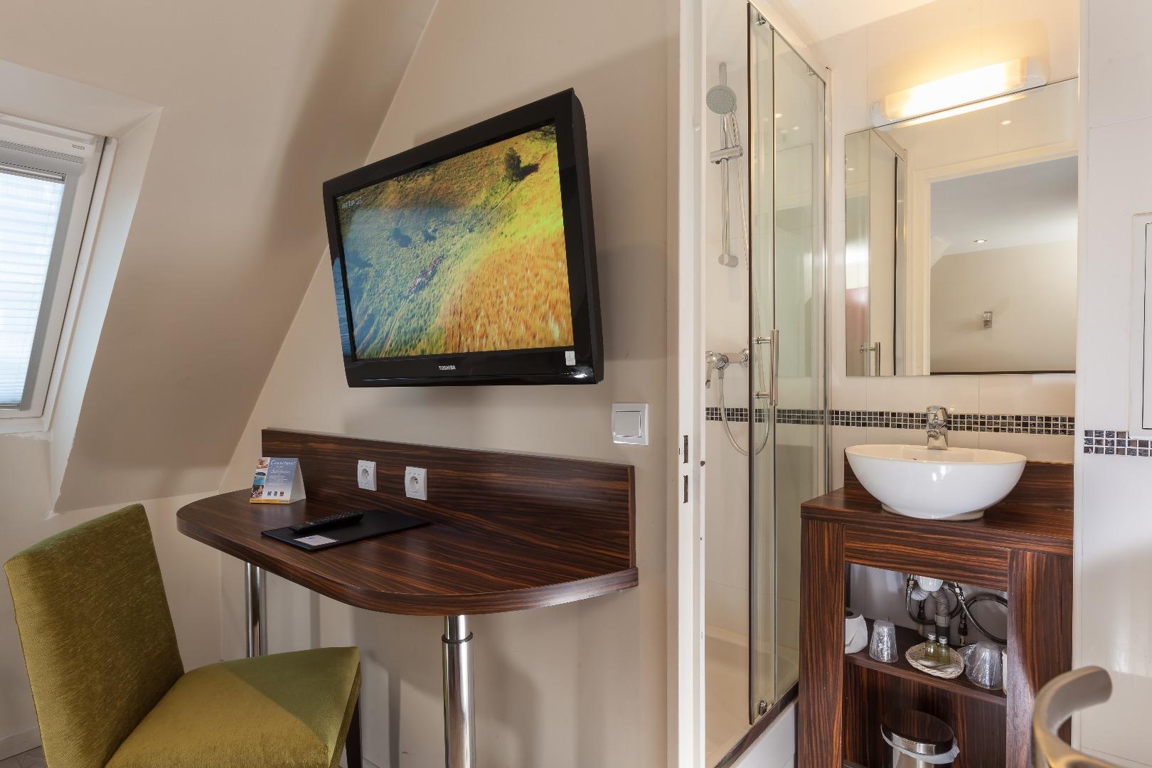 Comfort Hotel Lamarck Paris