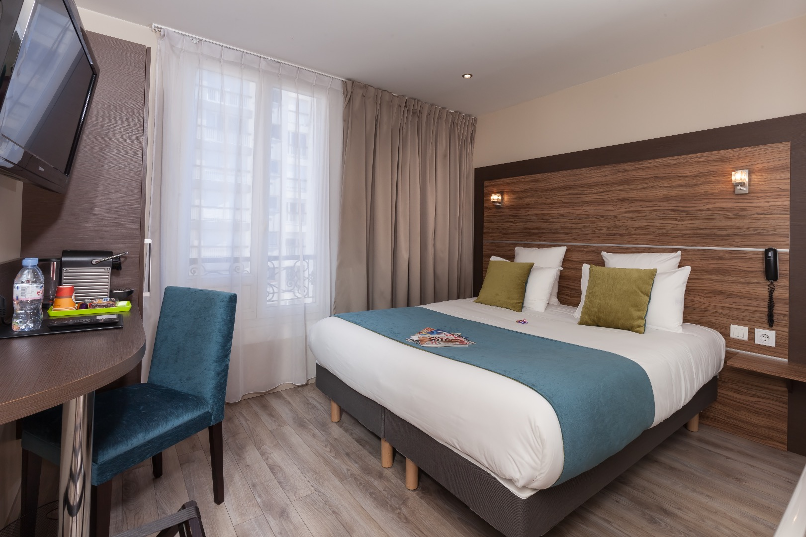 Hotel Lamarck Paris