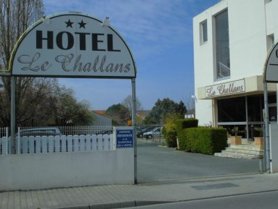 Your Business stopover in Challans from 78 €