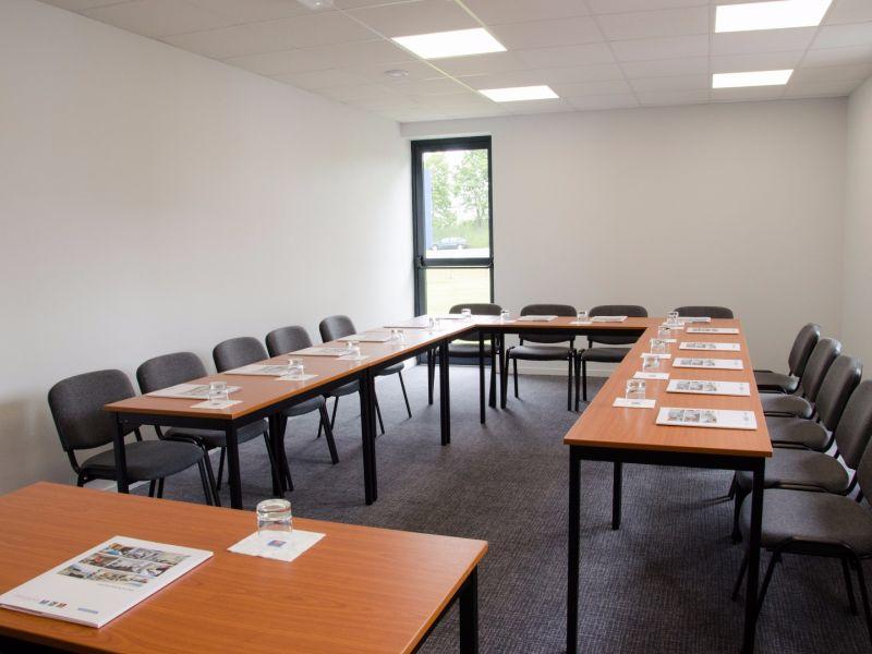 17m² Seminar Room