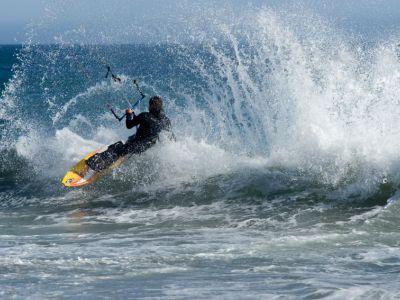 Kitesurfen / Surfen