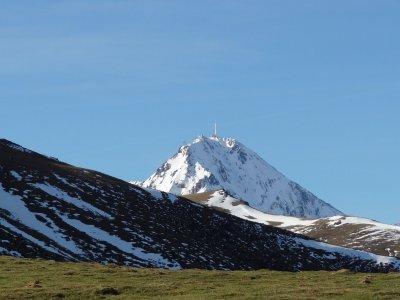 Le Pic du Midi de Bigorre, le grand frisson