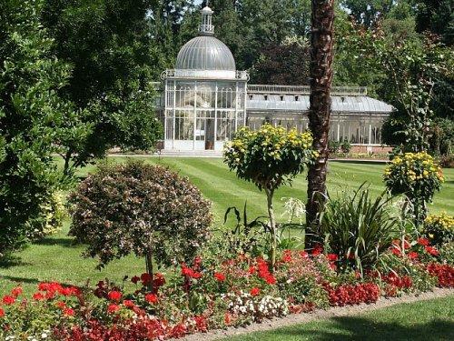 La ciudad de Tarbes, sus parques y jardines...