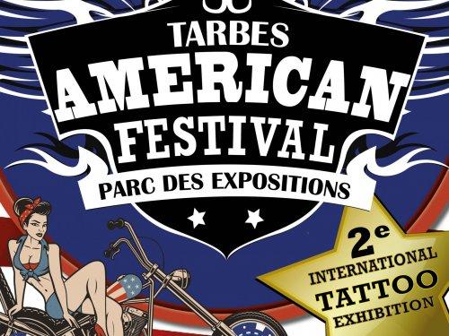 Tarbes American Festival 2021 - American Saloon - Miss PinUp du 17 au 19 septembre 2021