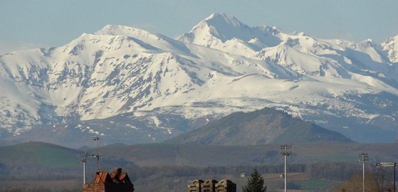 Montagne vue chambre 5