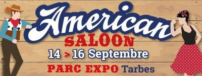 American saloon 2018 à Tarbes 3ème édition