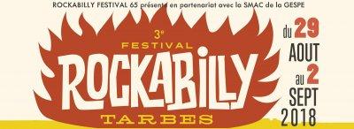 Bons plans à Tarbes pour le Festival Rockabilly 2018 à Tarbes , tout en centre ville cette année !