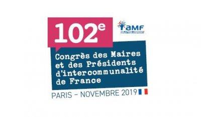 SALON DES MAIRES 19, 20 et 21 novembre 2019 Porte de Versailles - Paris - France