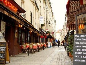Le Quartier Mouffetard
