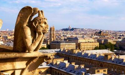 La cathedrale Notre Dame de paris