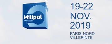 Milipol Paris 2019 19-22 nov. 2019 PARIS-NORD VILLEPINTE