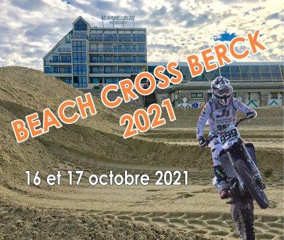 Beach Cross Berck 2021