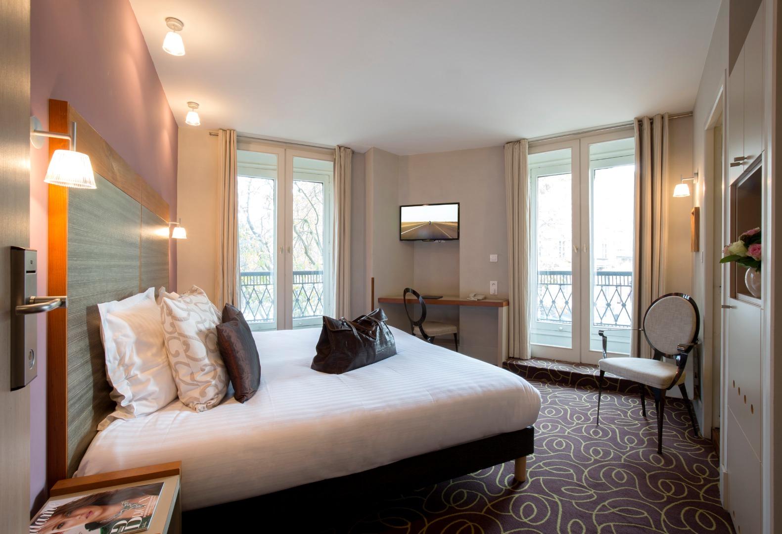 H tel de normandie h tel 4 toiles bordeaux centre for Bordeaux hotel de charme