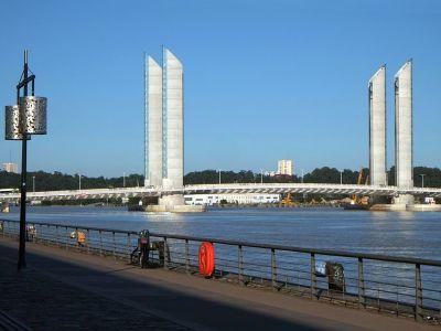 La Balade des deux ponts : Bordeaux en 2 h de randonnée
