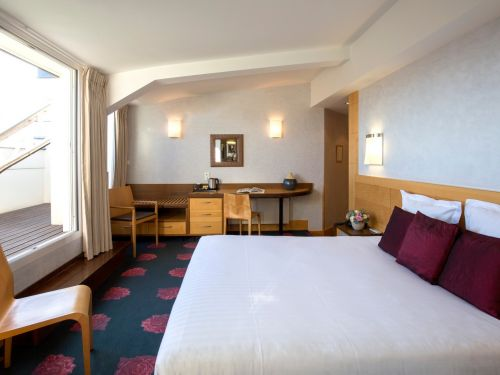 Chambre grand confort hotel de normandie bordeaux centre  3 1
