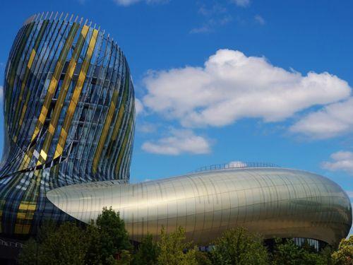 The Wine Museum « Cité du vin »