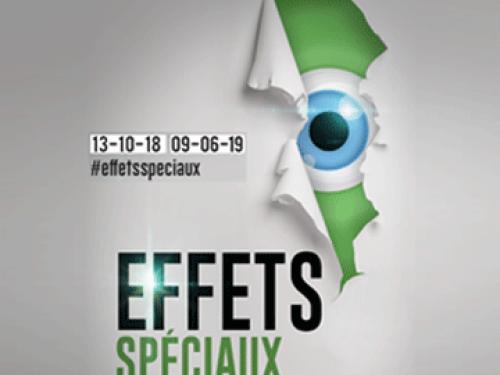 Expo Effets Spéciaux, Crevez l'Ecran !