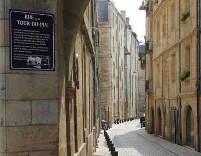 Visitez Bordeaux a pieds