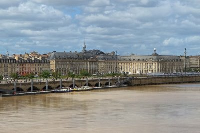 visite en bateau de Bordeaux
