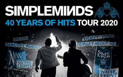 SIMPLE MINDS 40 YEARS OF HITS