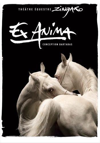 EX ANIMA le nouveau spectacle équestre de Zingaro