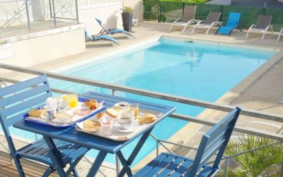 Bed and breakfast for business travelers from 65€