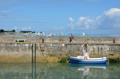 Port de La Flotte Ile de Re DSC 4533