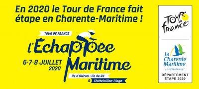 Châtelaillon-Plage ville étape du tour de France 2020