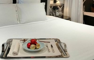 Gastronomic menu, in your room !