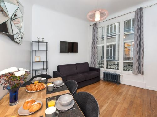 Appartement Le Marais   Chatelet 27
