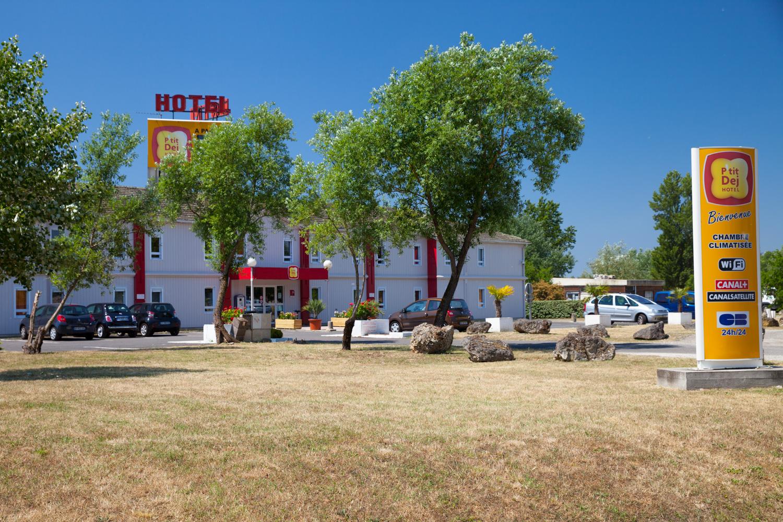 Hotel Bordeaux Lac
