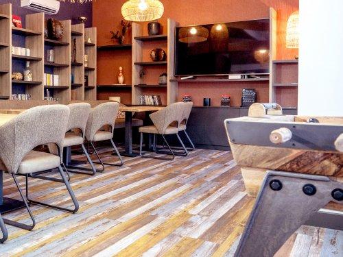 Hotel Restaurant Uzes Pont du Gard 21Baby foot