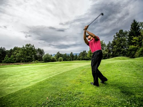 The Uzès Golf club