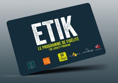 Let's build our relationship with the ETIK program