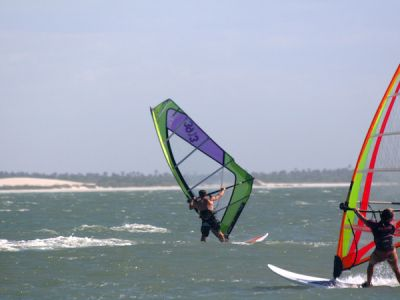 Windsurf, Surf & Sup in Jericoacoara
