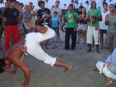 Capoeira and sunsets in Jericoacoara