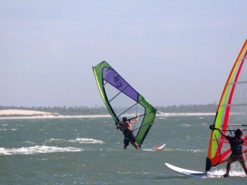 Windsurf, Surf & Sup em Jericoacoara