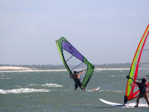 Windsurf, Surf & Sup in Jericoacoara
