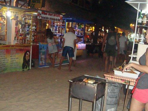 The street of Caipirinha