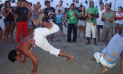 capoeira jericoacoara