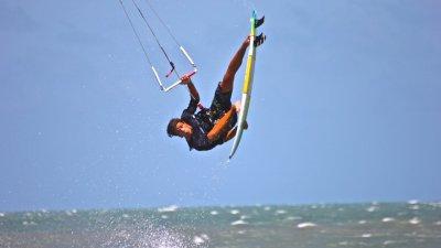 kitesurf Prea Jericoacoara brasil