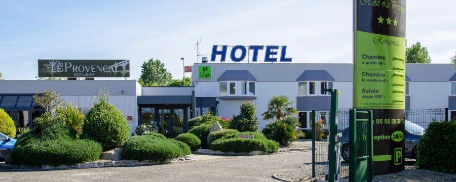 hotel le provencal bordeaux lac site officiel. Black Bedroom Furniture Sets. Home Design Ideas