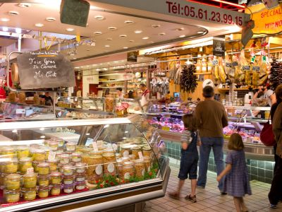 La Place Wilson y el mercado Victor Hugo