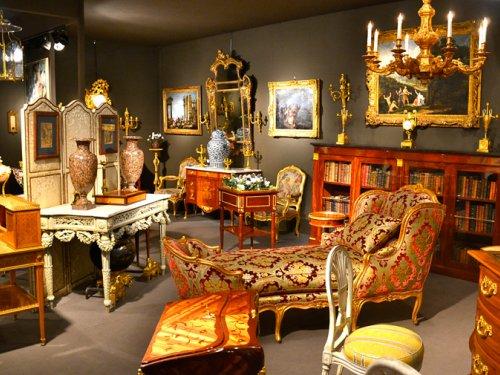 Salon des antiquaires et des arts contemporains