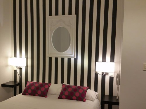 Chambre clasique du romantique hotel raymond 4 Toulouse2 1
