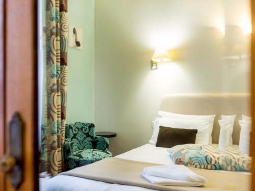 chambre confort du boutique hotel raymond 4 toulouse  17 3