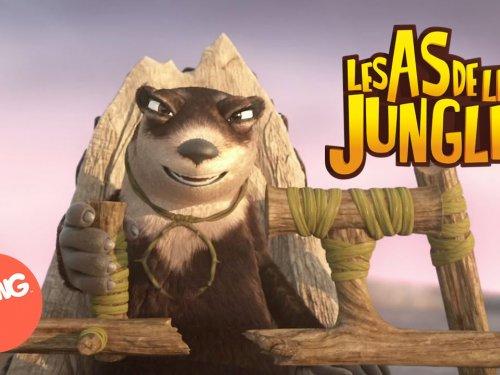 Les As de la Jungle, une exposition pour toute la famille
