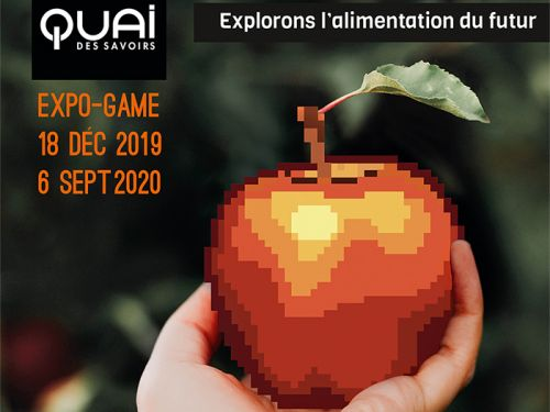 FERMÉ : Exposition Code Alimentation