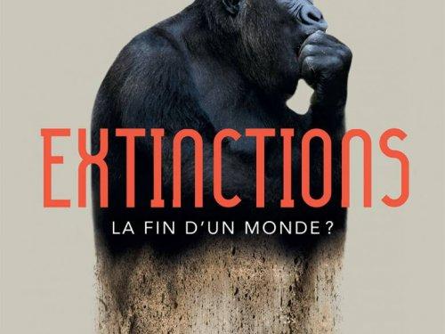 FERMÉ : Exposition Extinctions, la fin d'un monde ?